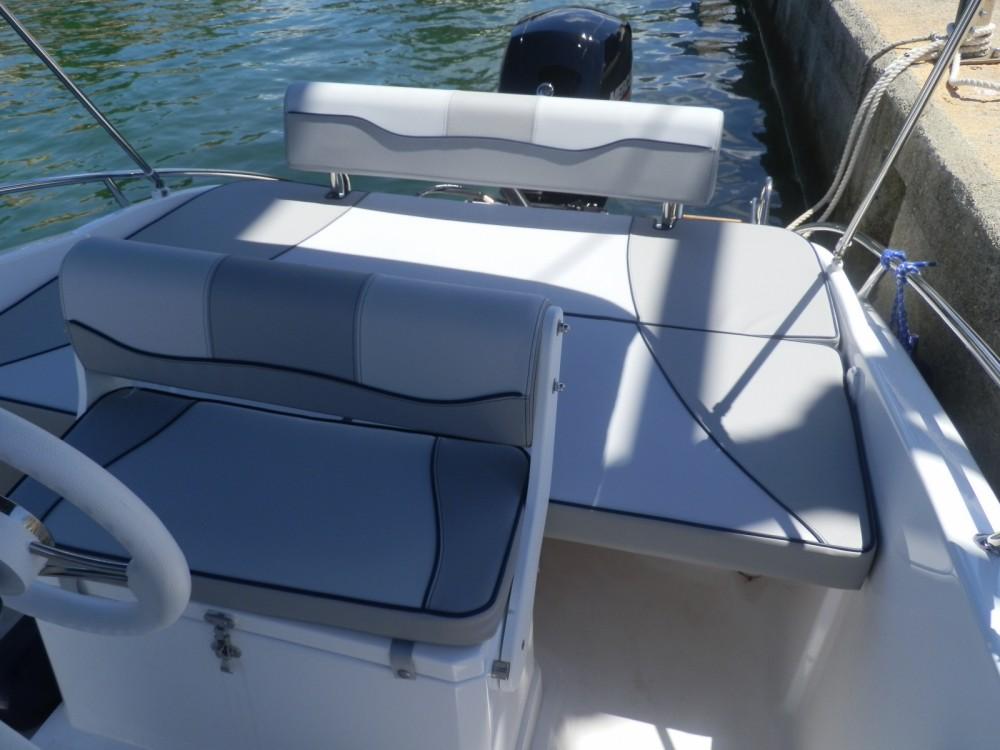 Rental Motorboat in Poreč - Salmeri CALYPSO