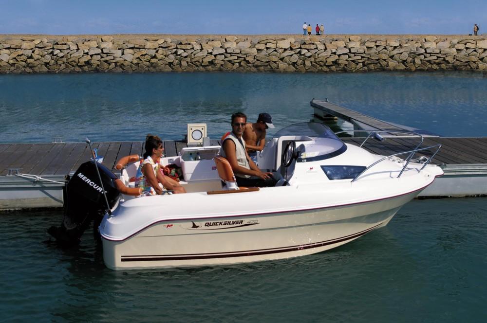 Hire Motorboat with or without skipper Quicksilver Saint-Laurent-du-Var
