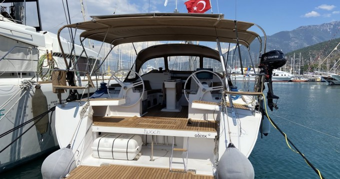 Rental yacht Fethiye - Elan Elan Impression 50 - 4 cab. on SamBoat