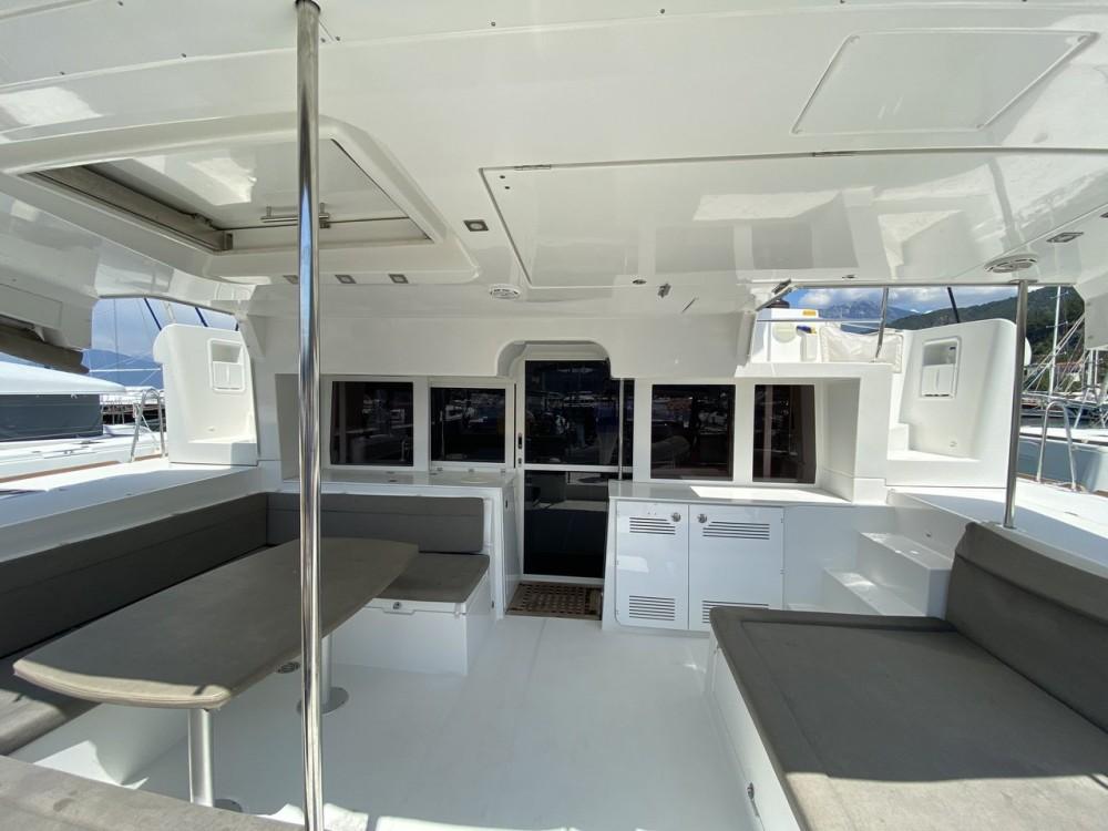 Boat rental Fethiye cheap Lagoon 450