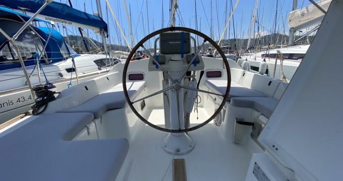 Rental Sailboat in Fethiye - Bénéteau Oceanis 34