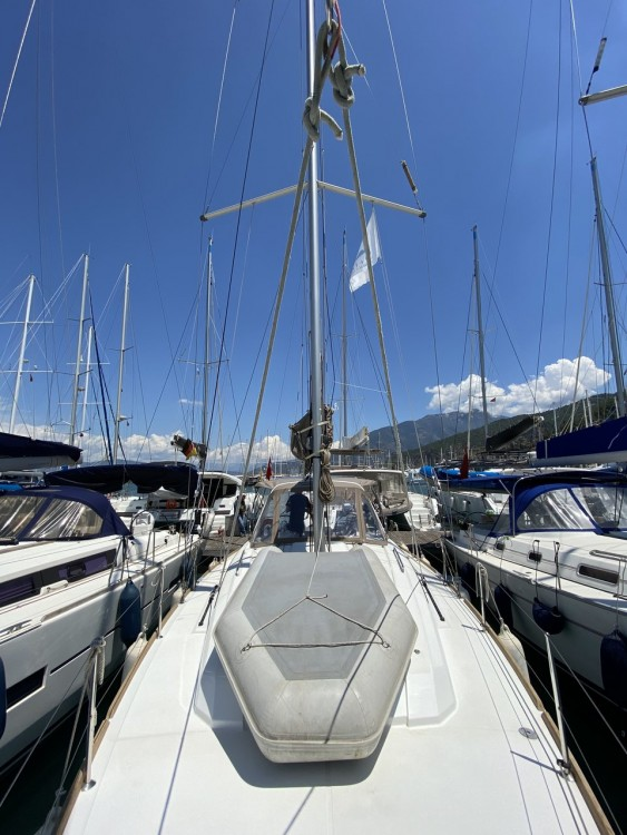 Rental yacht Fethiye - Bénéteau Oceanis 38 on SamBoat