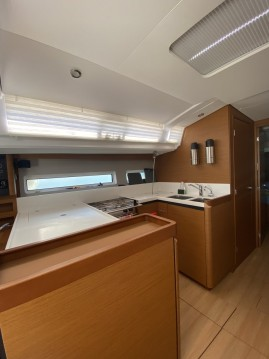 Jeanneau Sun Odyssey 440 between personal and professional Fethiye
