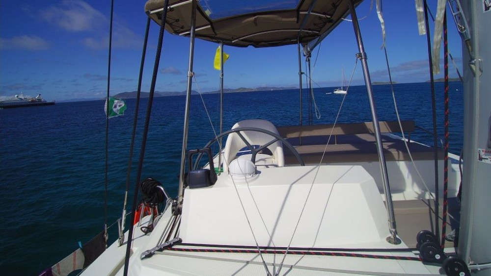 Catana Bali 4.3 Owner Version between personal and professional US Virgin Islands
