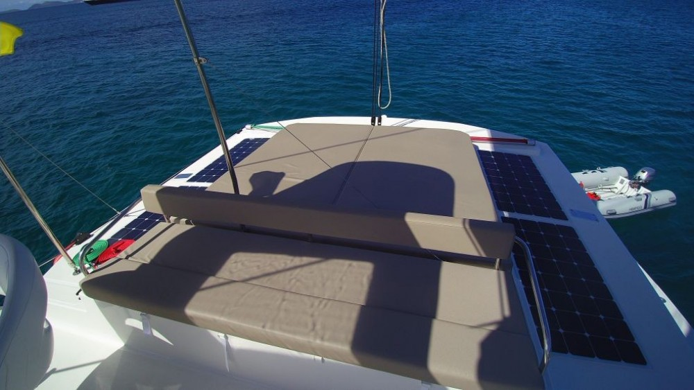 Hire Catamaran with or without skipper Catana US Virgin Islands