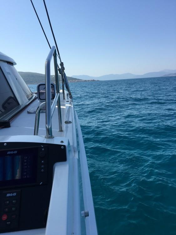 Rental Catamaran in Skiathos - Nautitech Nautitech 40