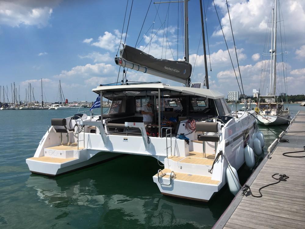 Rental yacht Skiathos - Nautitech Nautitech 40 on SamBoat