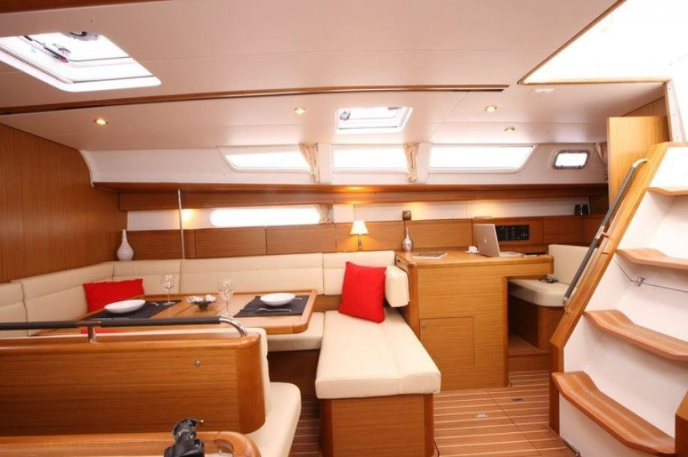 Boat rental Jeanneau Sun Odyssey 44i in Kontokali on Samboat