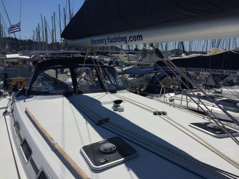 Boat rental Kontokali cheap Cyclades 50.5