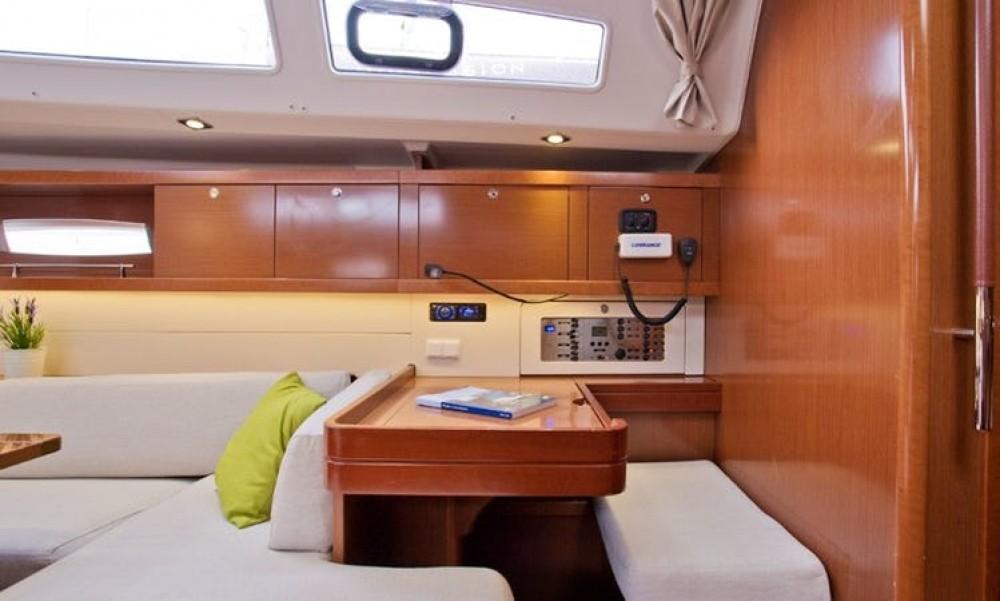 Boat rental Kontokali cheap Oceanis 50 Family