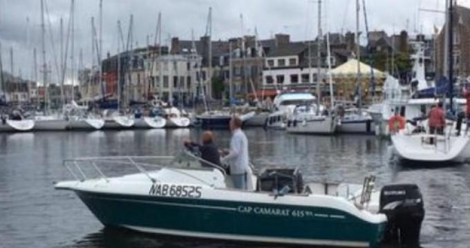 Hire Motorboat with or without skipper Jeanneau Île-de-Bréhat