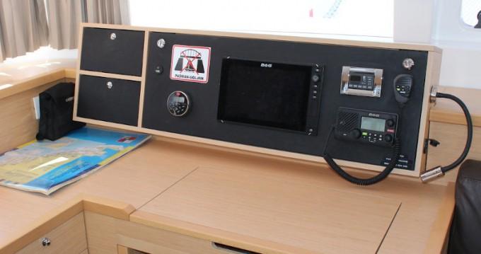 Boat rental Seget Donji cheap Lagoon 450 F