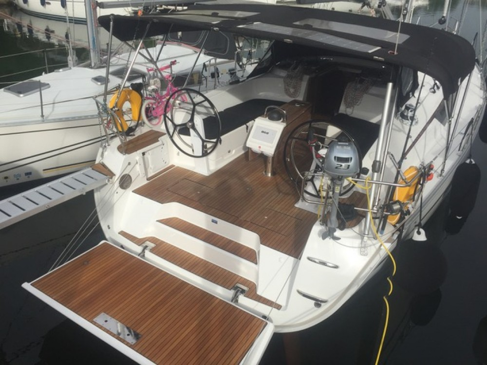 Bavaria Bavaria 46 Cruiser between personal and professional Skiathos