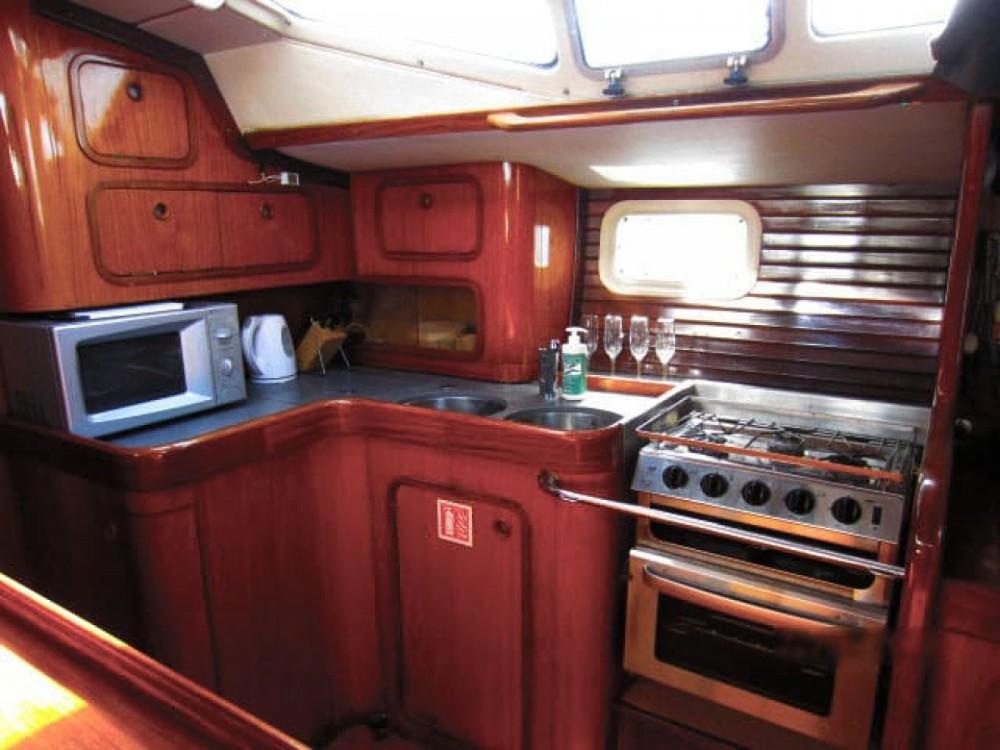 Boat rental Bénéteau OCEANIS 500 in Ibiza on Samboat