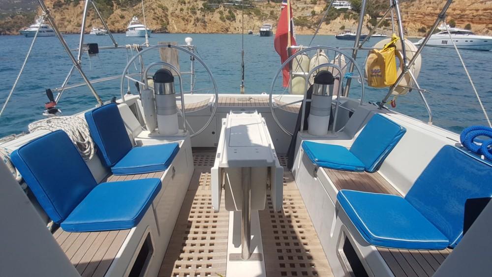 Rental Sailboat in Ibiza - Bénéteau OCEANIS 500