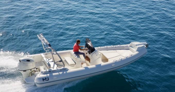 Boat rental Nuova Jolly Nuova Jolly 700 in Propriano on Samboat