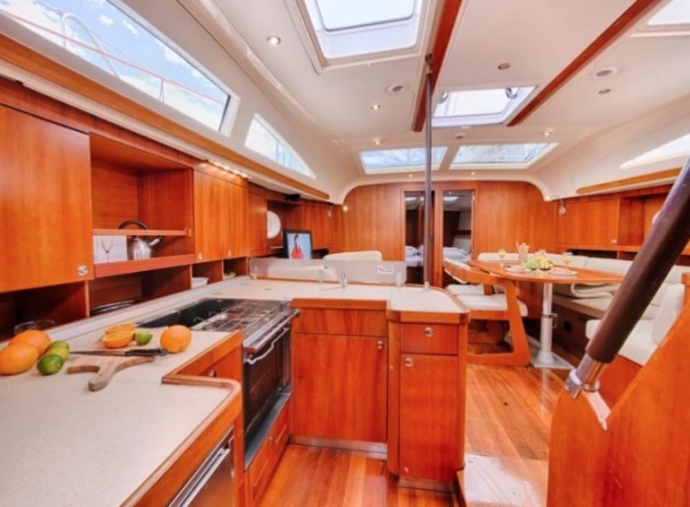 Rental Sailboat in Algarve - Elan 514 Impression