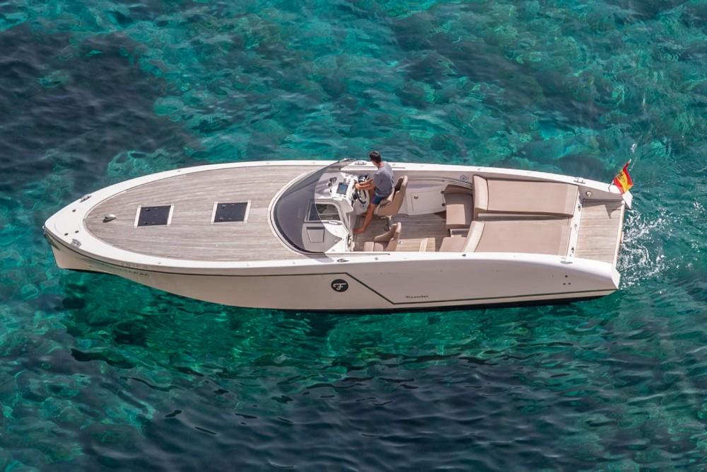 Boat rental Frauscher 1017 GT in Balearic Islands on Samboat