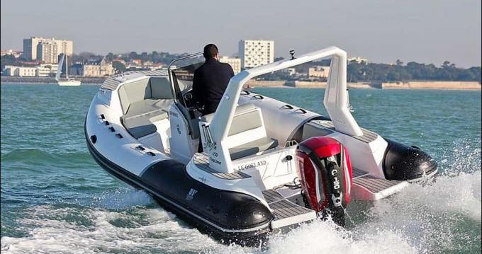 Boat rental Tiger Top Line 650 in La Rochelle on Samboat