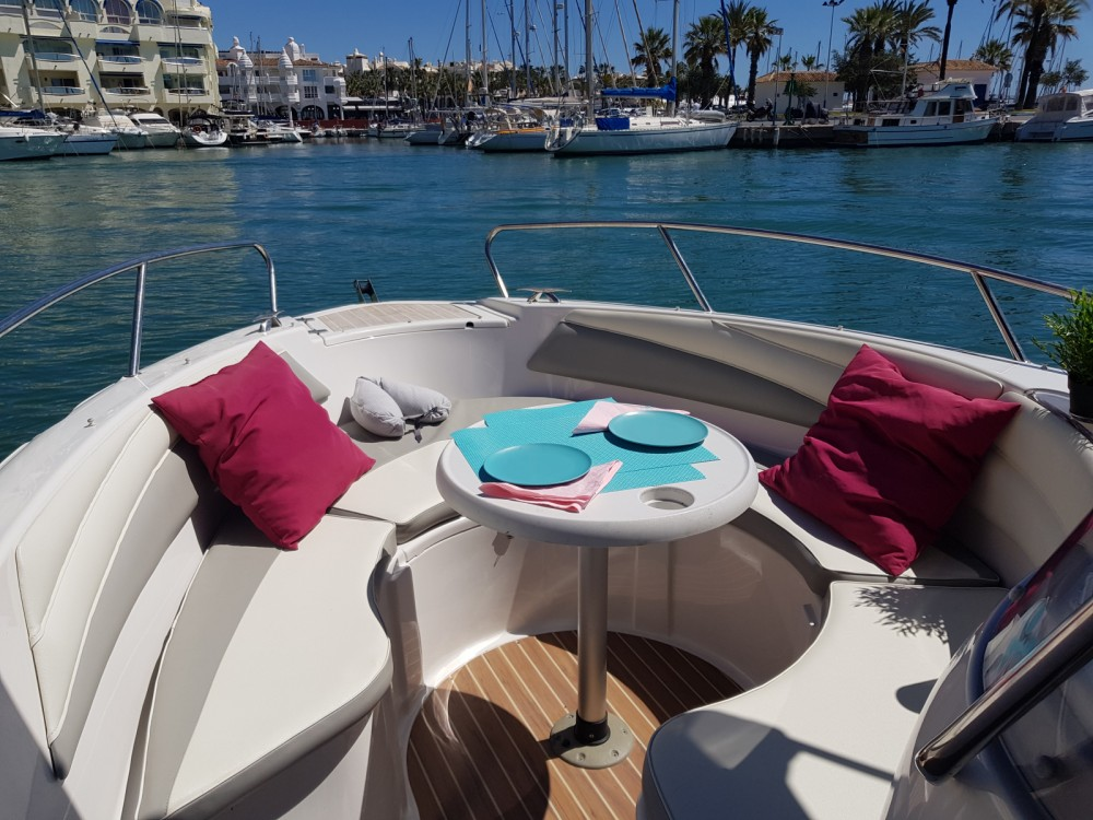 Motorboat for rent Benalmádena at the best price