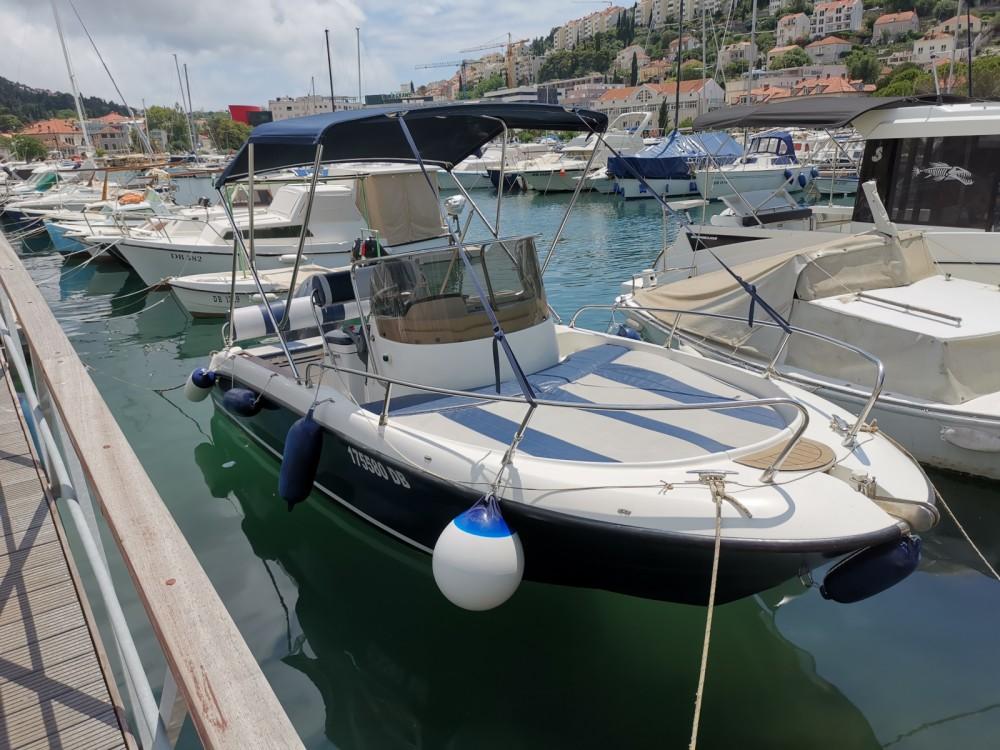 Rental yacht Dubrovnik - PRIMUS MARINE FISHER 20 FISHER 20 on SamBoat