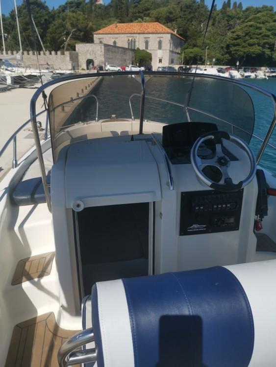 Boat rental Dubrovnik cheap FISHER 20