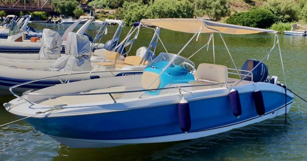 Boat rental Saint-Florent cheap Key Largo One