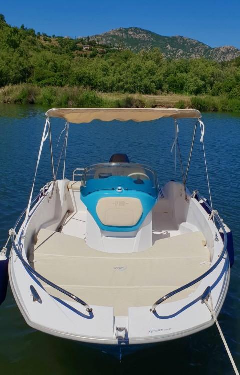 Boat rental Sessa Marine Key Largo One in Saint-Florent on Samboat