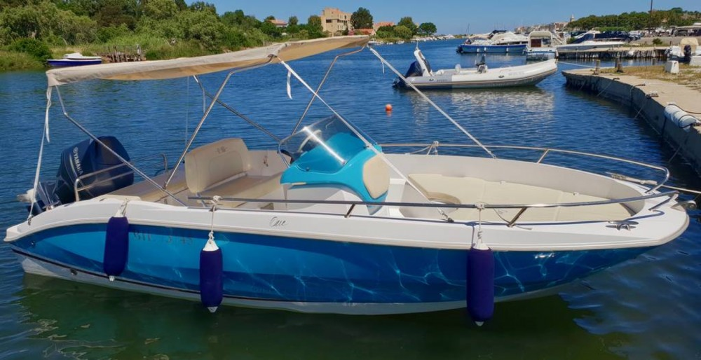 Hire Motorboat with or without skipper Sessa Marine Saint-Florent