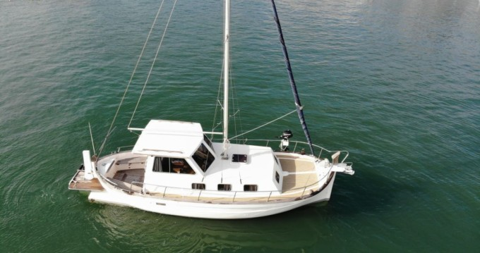 Rental yacht Hyères - Menorquin-Yachts 45 luxe on SamBoat