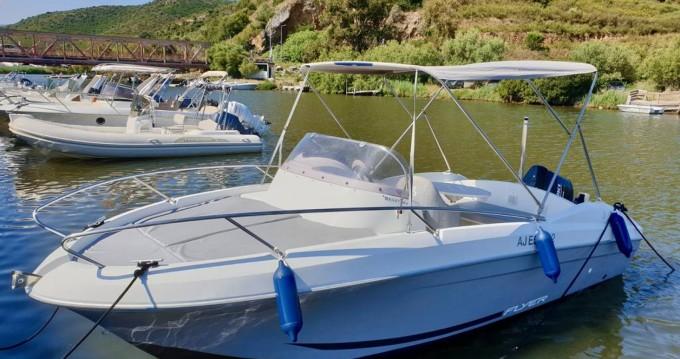 Boat rental Saint-Florent cheap Flyer 650 Sun Deck