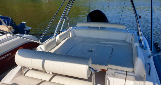 Rental yacht Saint-Florent - Zar Zar 65 Suite on SamBoat