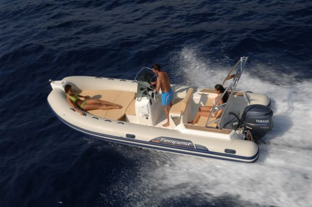 Boat rental Saint-Florent cheap Capelli 626