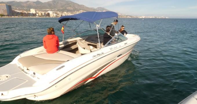 Sea Ray Sea Ray 210 Select between personal and professional Puerto Deportivo de Marbella