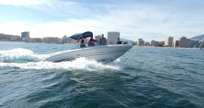Boat rental Sea Ray Sea Ray 210 Select in Puerto Deportivo de Marbella on Samboat