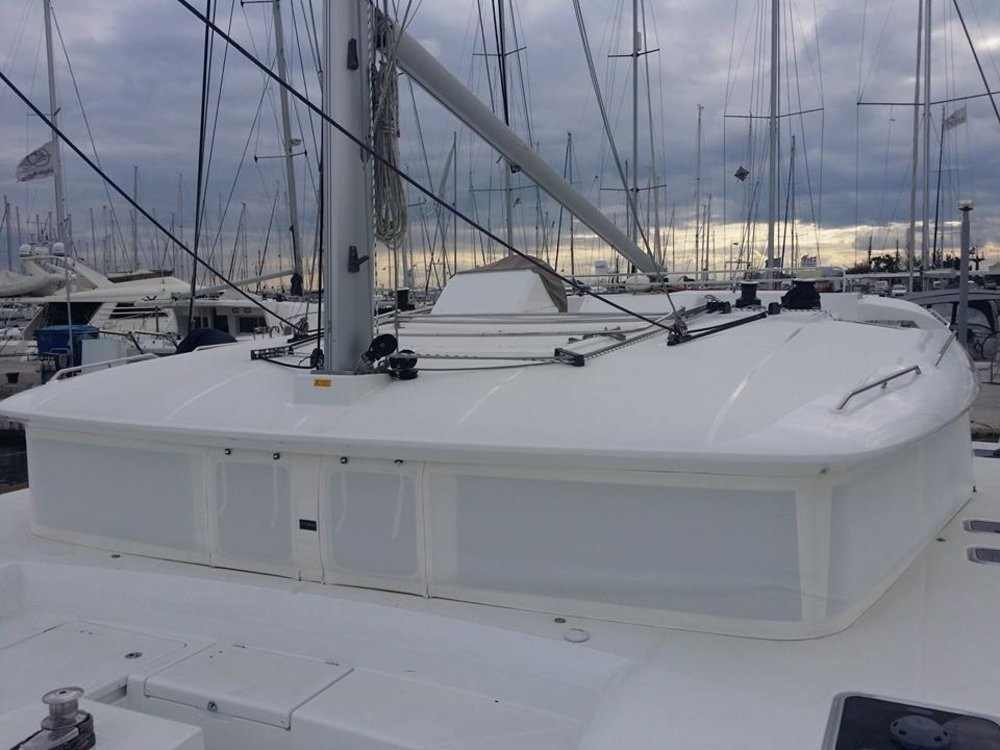 Catamaran for rent Lefkada at the best price