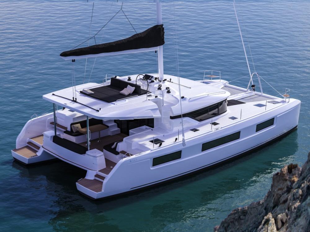 Rental yacht Álimos - Lagoon Lagoon 50 on SamBoat