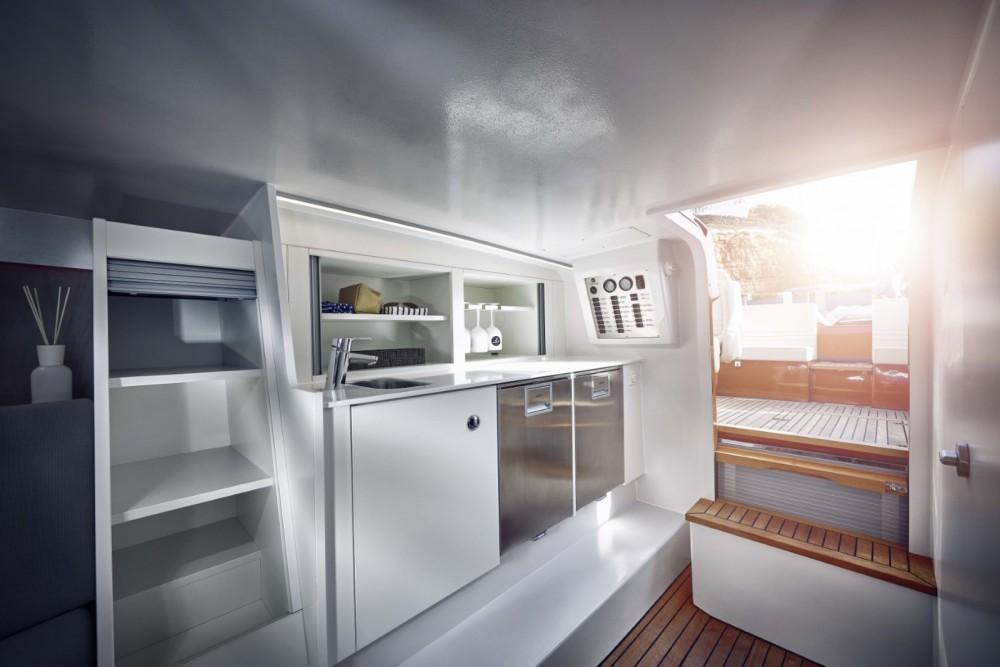 Rental yacht Balearic Islands - Frauscher 1017 GT on SamBoat
