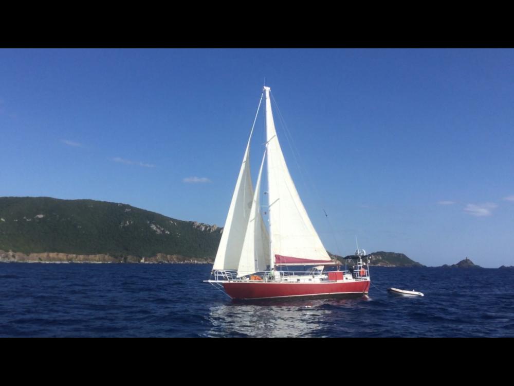 Rental yacht Ajaccio - Madaillan  Capitaine brown on SamBoat