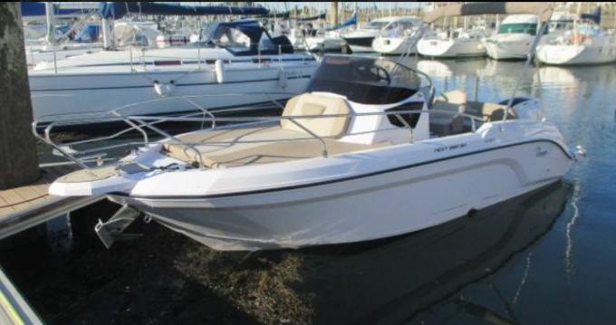 Rental yacht Arzon - Ranieri Next 220 SH on SamBoat