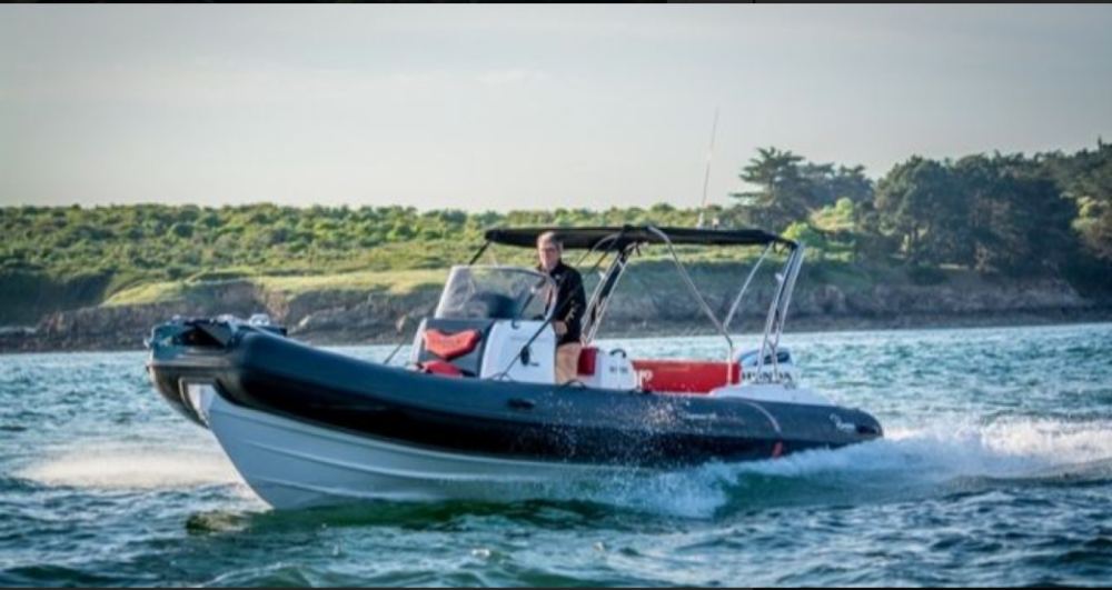 Ranieri Cayman 26 Sport Touring between personal and professional Arzon