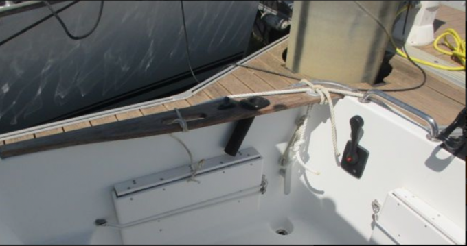 Boat rental Arzon cheap Merry Fisher 805