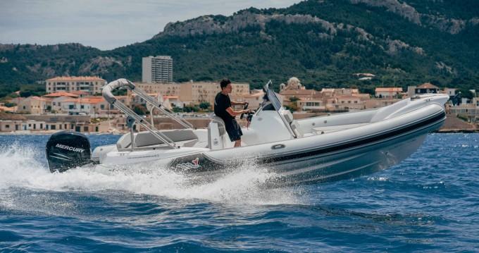 Rental yacht Pointe-Rouge - MV Marine GT 27 on SamBoat