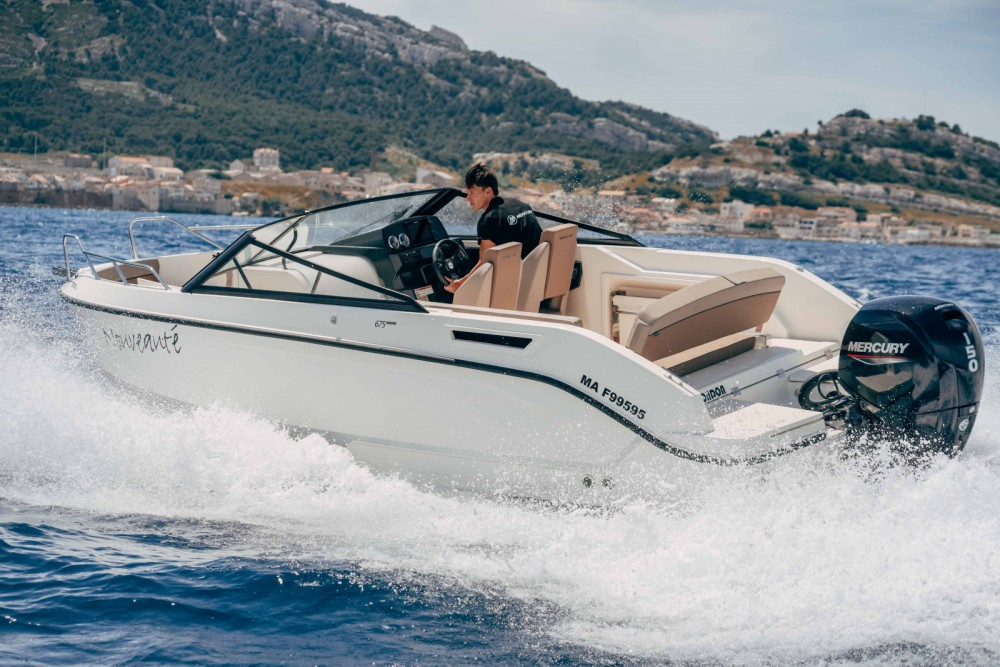 Rental yacht Marseille - Quicksilver Activ 675 Bowrider on SamBoat