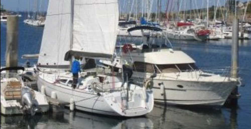 Rental yacht Arzon - Jeanneau Sun Fast 35 on SamBoat