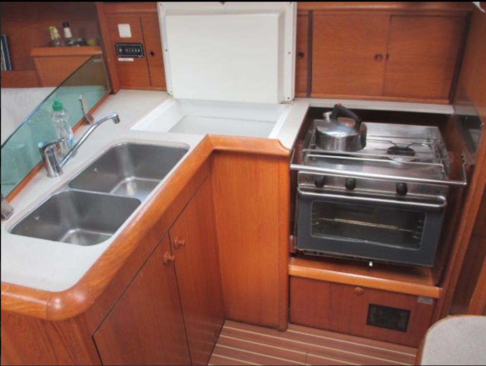 Boat rental Jeanneau Sun Fast 35 in Arzon on Samboat