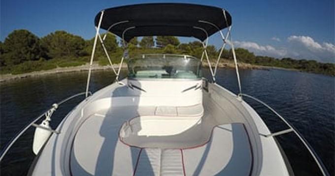 Rental Motorboat in Mahón - Cn-Cap-Ferret 650 OPEN