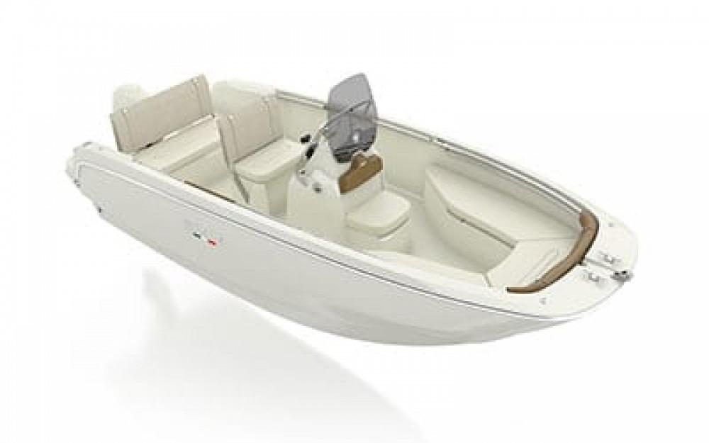 Rental Motorboat in  - Invictus Invictus 190 FX