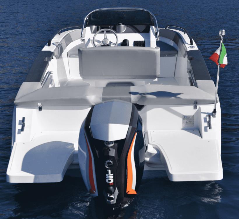 Rental Motorboat in Maó - BMA BMA X199