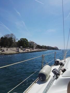 Rental Sailboat in Zadar - Sas Vektor SAS VEKTOR 36